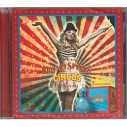 "2-tracks promo CD ""Circus..."