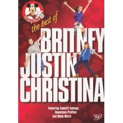 """DVD """"Britney, Justin,..."""