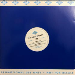 "Vinyle promo ""Sometimes"" (UK)"