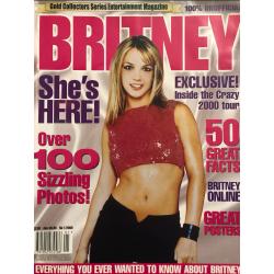 """Magazine """"BRITNEY"""" - Gold..."""