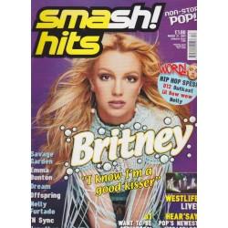"""Smash Hits"" Magazine..."