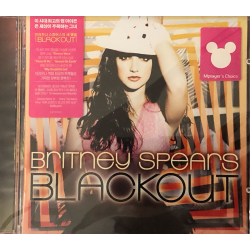 """Blackout"" 12-tracks CD..."