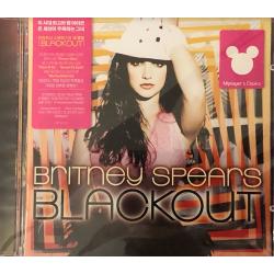 """CD 12 titres """"Blackout""""..."""