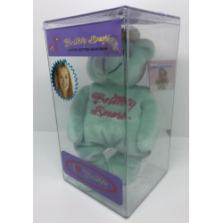 Green teddy bear (large...