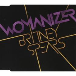 """Womanizer"" 2-tracks CD..."