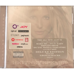 """CD """"Glory"""" - Deluxe Edition..."""