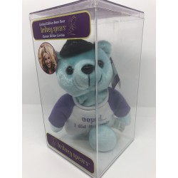 Ourson turquoise grand...