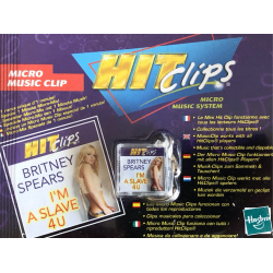 "Hit Clip ""I'm A Slave 4 U""..."