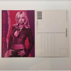 Carte postale Britney...