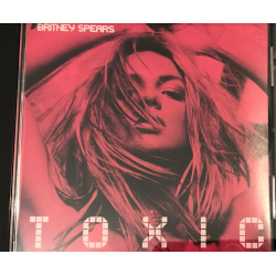 """Toxic"" 2-tracks Promo CD..."