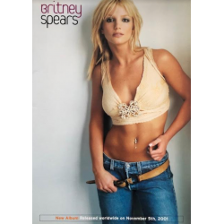 """Britney"" 16-pages Press..."