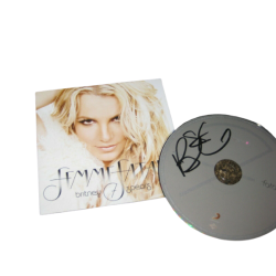 """""""Femme Fatale"""" CD signed by..."""