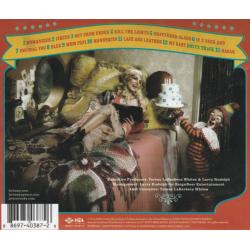"""""""Circus"""" 13-tracks CD..."""
