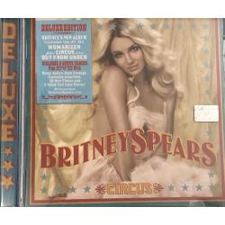 """Circus"" deluxe CD + DVD..."