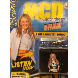 """(You Drive Me) Crazy"" MCD..."