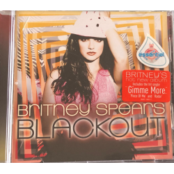"""Blackout"" promo 12-tracks..."