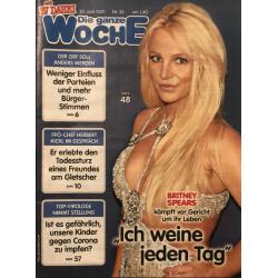 Magazine Die Ganze Woche -...