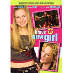 """Brave New Girl"" movie DVD"
