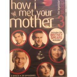 """How I Met Your Mother""..."