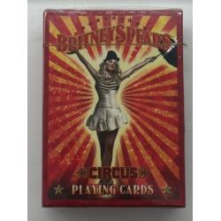 Circus Tour Playing Cards